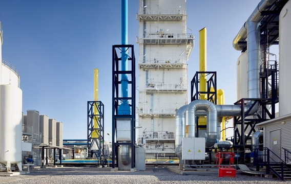Air Separation Unit in Temirtau, Kazakhstan  Customer: Linde Gas for ArcelorMittal steel mill  Start-up: 2010 Photoshoot: November 2014, picture taken by Rüdiger Nehmzow
